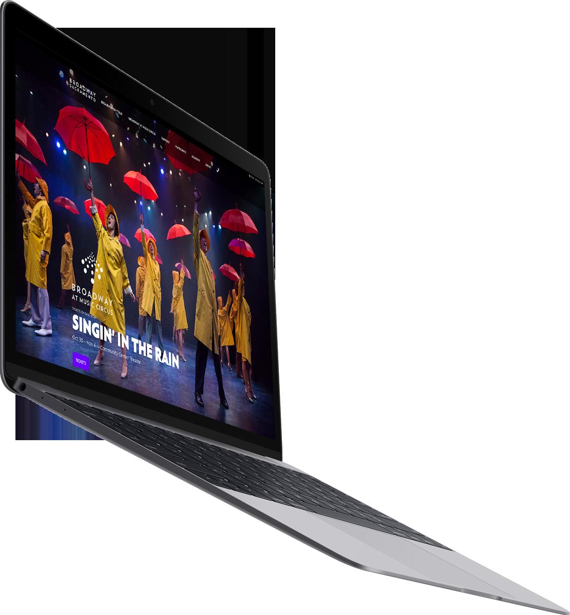 Broadway Desktop Example